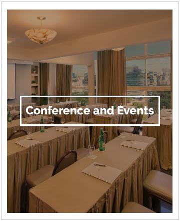 Conference El Conquistador Hotel