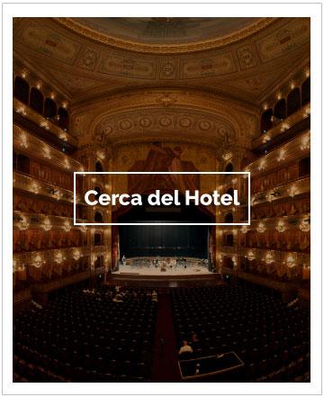 Teatro Colón El Conquistador Hotel
