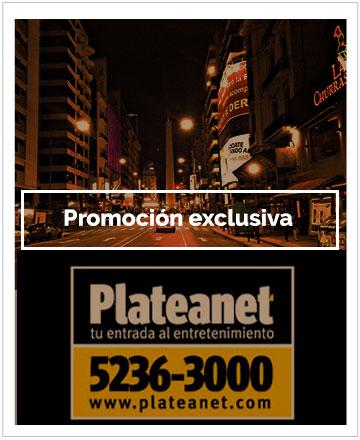 Promocion Plateanet