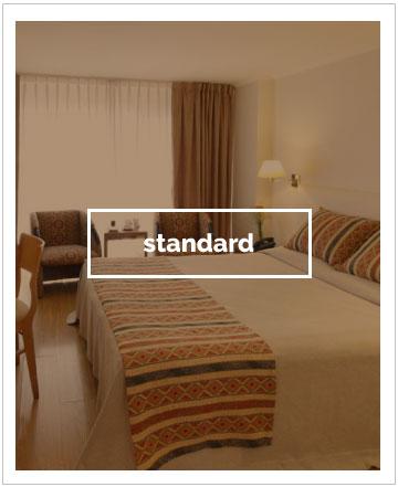 Habitacion Standard Buenos Aires