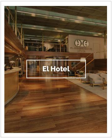 El Conquistador Hotel 4 estrellas Bs As