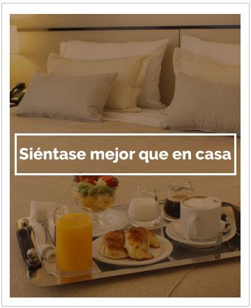 Desayuno en la Habitacion