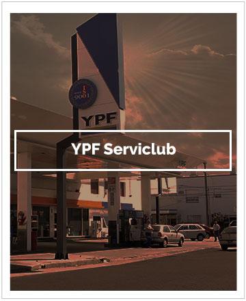 Promo YPF Serviclub