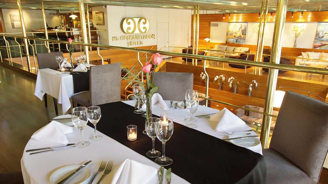 Restaurant El Conquistador