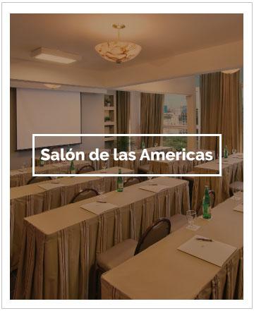 Salon de las Americas