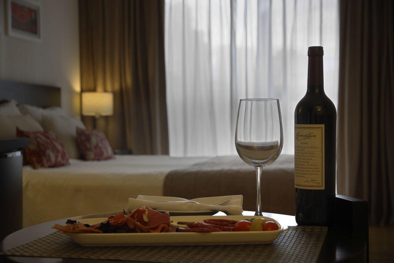 Habitaciones Room Service